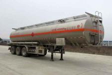 楚胜11.5米33.6吨3轴铝合金运油半挂车(CSC9401GYYL)