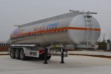 欧曼牌HFV9405GRYA型铝合金易燃液体罐式运输半挂车图片
