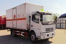 东风国五5米2易燃液体厢式运输车
