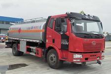 一汽解放12吨14吨油罐车多少钱-加油车在那里买厂家直销 厂家价格 来电送福利 15271341199