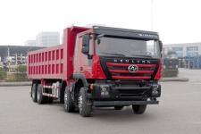 红岩牌CQ3316HXVG396S型自卸汽车