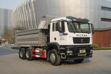 汕德卡牌ZZ3256N384SE1型自卸汽车图片