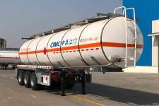 中集11.1米31.3吨3轴沥青运输半挂车(ZJV9401GLYJM)
