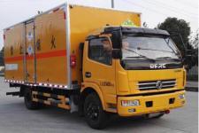 大力牌DLQ5110XDGEQ型毒性和感染性物品厢式运输车