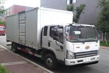 解放国五单桥厢式货车140-223马力5-10吨(CA5127XXYP40K2L2E5A84)