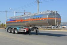 欧曼牌HFV9406GYYA型铝合金运油半挂车图片