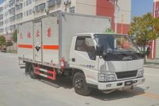 程力威国五单桥厢式货车116-156马力5吨以下(CLW5043XFWJ5)