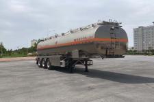 昌骅11.1米33.6吨铝合金运油半挂车图片