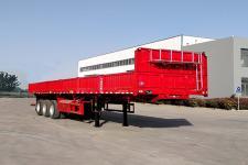 同强9米32.2吨3轴自卸半挂车(LJL9401ZL)
