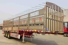 锣响12米33.7吨3轴仓栅式运输半挂车(LXC9405CCYE)