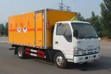 多士星国五单桥厢式货车98-132马力5吨以下(JHW5040XDGQ)