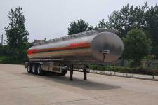 华威驰乐11.8米33.5吨3轴铝合金运油半挂车(SGZ9408GYYD)
