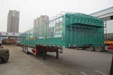 驼山12.5米33.6吨仓栅式运输半挂车图片