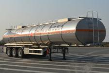 欧曼牌HFV9408GRYB型铝合金易燃液体罐式运输半挂车图片