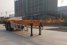 锣响12.5米30.5吨2轴集装箱运输半挂车(LXC9352TJZ)