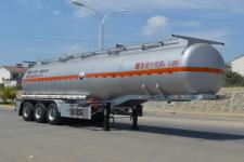 欧曼牌HFV9404GFW型腐蚀性物品罐式运输半挂车图片