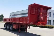 锣响8.5米32.2吨3轴自卸半挂车(LXC9402Z)