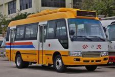 7米金旅纯电动城市客车