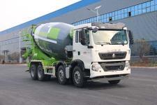 重汽豪沃轻量化搅拌车多少钱(CLH5318GJBZ5混凝土搅拌运输车)(CLH5318GJBZ5)