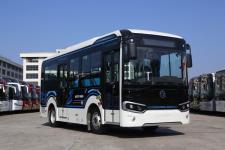 6.5米|11-17座金旅纯电动城市客车(XML6655JEVY0C)