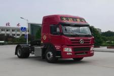 大运单桥牵引车336马力(CGC4180D6DAJD)