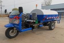 双力牌7YP-14100G型罐式三轮汽车图片