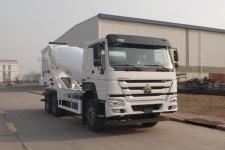 豪沃牌ZZ5257GJBV3847F1型混凝土搅拌运输车(ZZ5257GJBV3847F1混凝土搅拌运输车)(ZZ5257GJBV3847F1)