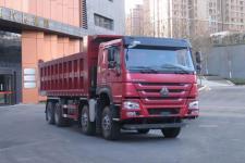 豪沃前四后八自卸车国六350马力(ZZ3317V3867F1)