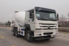 豪沃牌ZZ5257GJBV3647F1型混凝土搅拌运输车(ZZ5257GJBV3647F1混凝土搅拌运输车)(ZZ5257GJBV3647F1)