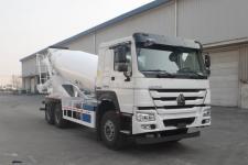豪沃牌ZZ5257GJBV4047F1型混凝土搅拌运输车(ZZ5257GJBV4047F1混凝土搅拌运输车)(ZZ5257GJBV4047F1)