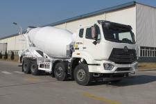 豪瀚牌ZZ5315GJBV3066F1型混凝土搅拌运输车(ZZ5315GJBV3066F1混凝土搅拌运输车)(ZZ5315GJBV3066F1)