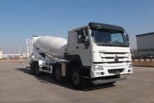 豪沃牌ZZ5317GJBV3867F1型混凝土搅拌运输车(ZZ5317GJBV3867F1混凝土搅拌运输车)(ZZ5317GJBV3867F1)