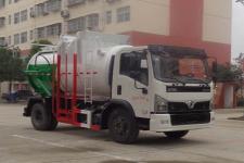 东风国六8方餐厨垃圾车价格