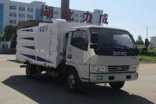 国六东风多利卡HLW5071TXC6EQ型吸尘车