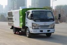 国六东风多利卡吸尘车价格生产厂家