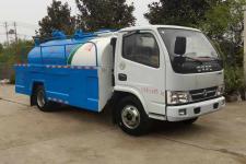 国六东风蓝牌清洗吸污车厂家直销价格(SZD5041GQW6清洗吸污车)(SZD5041GQW6)