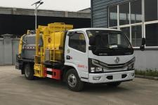 国六东风多利卡方罐餐厨垃圾车泔水运输车生产厂家最新报价