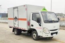 国六跃进小福星3米4杂项危险物品厢式运输车价格