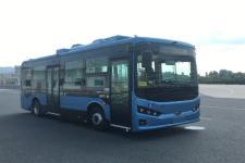 8.5米比亚迪纯电动城市客车