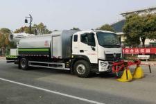 国六福田瑞沃12吨多功能抑尘车