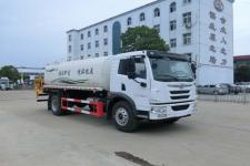 解放12方洒水车厂家直销(HLQ5180GPSC绿化喷洒车)(HLQ5180GPSC)