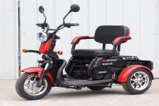 宗申牌ZS500DQZ-5型电动正三轮轻便摩托车图片