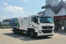 华威驰乐牌SGZ5189TXSZZ6T5型洗扫车