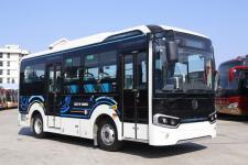 6.5米|11-17座金旅纯电动城市客车(XML6655JEVY0C1)