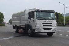 新东日牌YZR5180TXSCA6型洗扫车