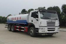 解放国六后八轮20吨绿化喷洒车(HLW5250GPS6CA绿化喷洒车)(HLW5250GPS6CA)