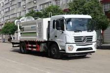 国六东风专底12吨多功能喷雾抑尘车价格
