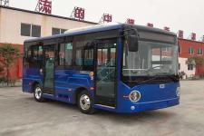 6米|10-16座中植汽车纯电动城市客车(CDL6600URBEV)