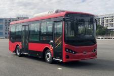 8.1米比亚迪BYD6810B3EV1纯电动城市客车图片