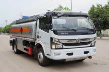 炎帝牌SZD5125GJY6C型加油车